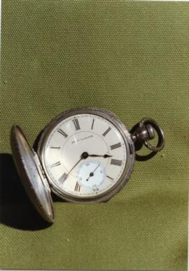 Jefferson Davis' Watch