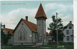 Baptist Church, Sherbrooke, Que.